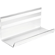 sigel® Stifteschale für Magnettafeln, 170 x 75 x 70 mm