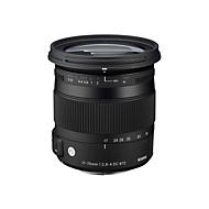 Sigma Contemporary - Zoomobjektiv - 17 mm - 70 mm