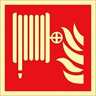 Signal. tuyau d'incendie, HLF