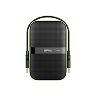 SILICON POWER Armor A60 - Festplatte - 2 TB - USB 3.0