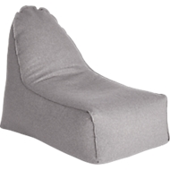 Sitzsack BOOGIE WOOGIE, Filzimitat, grau , B 700 x T 1000 x H 800 mm