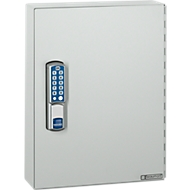 Sleutelkast ELO, met 30 haken, met beveiligde haken, elektronisch slot
