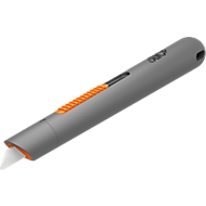 Slice Pen Cutter, veiligheidsmessen, lengte 135 mm, handmatige intrekking