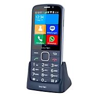 Smartphone Bea-fon SL810 premium, 2,8″-Display, Tastatur, SOS-Taste, inkl. Ladegerät + Ladeschale, schwarz