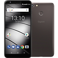 Smartphone Gigaset GS280, IPS-Display, 2160x1080 Pixel, Made in Germany, Coffee Brown