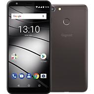 Smartphone Gigaset GS280, IPS-Display, 2160x1080 Pixel, Made in Germany, Coffee Brown