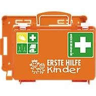 Soehngen Erste Hilfe Koffer Quick-CD Kindergarten, inkl. Wandhalterung, f. Kitas