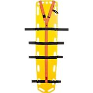 SÖHNGEN riemsysteem voor spine-board, verstelbare riem met klittenband voor lichaamsfixatie
