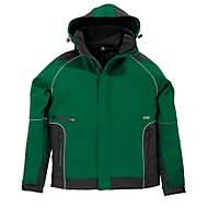 Softshell-Jacke FHB KOLTEX, grün/schwarz, Gr. M