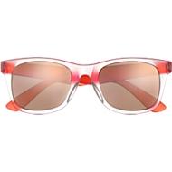 Sonnenbrille, aus ABS, UV 400-Schutz, rot