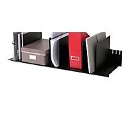 Sortierstation, Polystyrol, flexible Aufteilung, schwarz