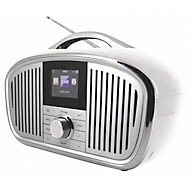 Soundmaster Internetradio IR4000WE, DAB+Radio, UKW-Radio, WiFi