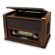 Soundmaster® NR976 Nostalgie-Musikcenter, mit CD und UKW-Radio, Echtholzgehäuse