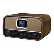 Soundmaster® Stereo-Musikanlage, DAB+, CD, USB, Bluetooth®, AUX-IN, Alarm