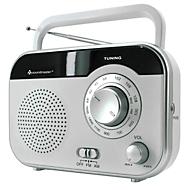 Soundmaster UKW-MW-Radio TR 410, tragbar, UKW-/MW-Radio, Kopfhöreranschluss, weiß
