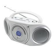 Soundmaster UKW-Radio Boombox RCD5000WE, Bluetooth, 2 x USB, mit CD-Player