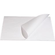 Sous-mains en papier vierge, 40 feuilles