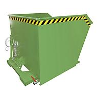 spaanbak SGU 150, groen (RAL 6011)