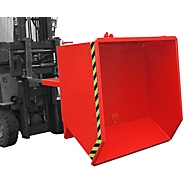 spaanbak SGU 75, rood (RAL 3000)