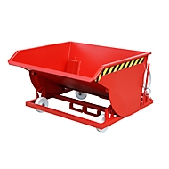 Spaanbak SKM 75, rood (RAL 3000)