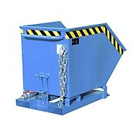Späne-Kippmulde SKK 250, blau