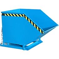 Späne-Kippmulde SKK 800, blau