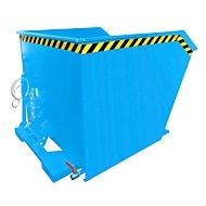 Spänebehälter SGU 100, blau (RAL 5012)