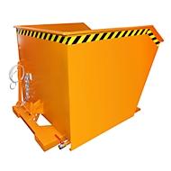 Spänebehälter SGU 150, orange (RAL 2000)