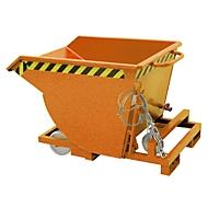 Spänebehälter SKM 30, orange (RAL 2000)