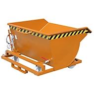 Spänebehälter SKM 50, orange (RAL 2000)