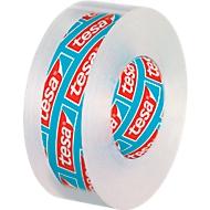 Sparpaket Klebefilm tesafilm® kristall-klar, PP-Folie, L 33 m x B 19 mm, transparent, 8 Rollen