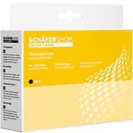 Sparset 6 Schäfer Shop Tintenpatronen, 2x schwarz PGI-520BK, 1x schwarz CLI-521BK , 3x CLI-521C/M/Y