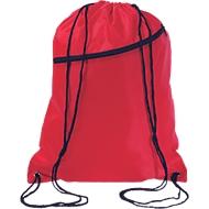 Sparset Beutel Bigshoop, 130 Stück, inkl. einfarbiger Bedruckung + aller Grundkosten, rot
