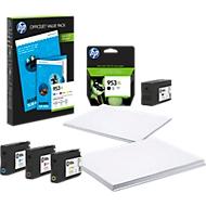 Sparset HP Tintenpatronen 953XL Value Pack, original