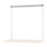 Stabilisierungsstrebe für Tischbreite 1500 mm, pulverbeschichteter Stahl