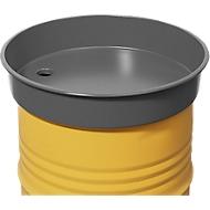 Stalen vatentrechter, Ø 650 mm, 30 liter