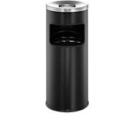 Standascher mit Flammlöschkopf, schwarz