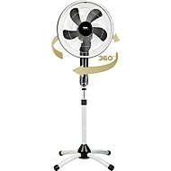 Standventilator Fakir prestige, 360° Rotation, Fernbedienung, 3 Windmodi, 3 Geschwindigkeiten
