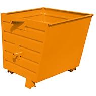 Stapelbare kiepbak BSK 55, oranje