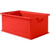 Stapelkasten 14/6-2, Kunststoff, 21 l, rot