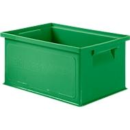 Stapelkasten 14/6-3, Kunststoff, 7 l, grün