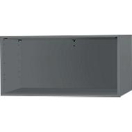 START UP opzet boekenkast, 1 OH, hout, B 800 x D 420 x H 372 mm, grafiet