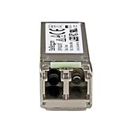 StarTech.com 10 Gigabit LWL SFP+ Transceiver Module - Cisco SFP-10G-LR kompatibel - SM LC 10 km - Mini GBIC mit DDM - 10GBase-LR SFP+ - SFP+-Transceiver-Modul - 10 GigE