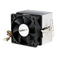 StarTech.com 60x65mm A-Sockel CPU-Kühler/Lüfter mit Kühlkörper für AMD Duron oder Athlon - Prozessorkühler