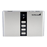 StarTech.com USB Soundbox 7.1 Adapter - externe USB Soundkarte mit SPDIF Didital Audio - Soundkarte