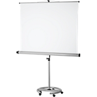 Stativ-Projektions-Bildwand CombiFlex Mobil, 1500 x 1500 mm