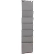 Stecktafel Wandsortierer, PP, A5 hoch, 6 Fächer