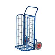 Steekwagen met zijwanden, 100 kg