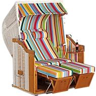 Strandkorb Classic, Zweisitzer, Halbliegemodell