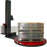 Strekmachine KV Entry, halfautomatisch, draaitafel met Ø 1650 x H 86 mm, 6 programma's, automatisch. Hoogtedetectie